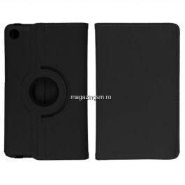 Husa Huawei MediaPad T3 10 Flip Rotire 360 De Grade Neagra
