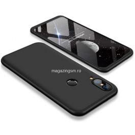Husa Huawei P20 Lite Acoperire Completa 360 De Grade Neagra