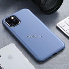 Husa iPhone 11 Pro Max TPU Albastra