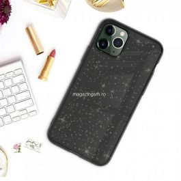 Husa iPhone 11 Pro TPU Cu Model Neagra
