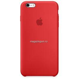 Husa iPhone 6s Plus / 6 Plus Silicon Rosie
