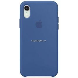 Husa iPhone XR Silicon Delft Blue