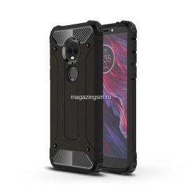 Husa Motorola Moto E5 Plus Dura Neagra