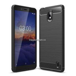 Husa Nokia 1 Plus TPU Neagra