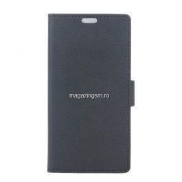 Husa Nokia 2 Flip Cu Stand Neagra