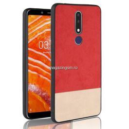 Husa Nokia 3,1 Plus Dura Rosie