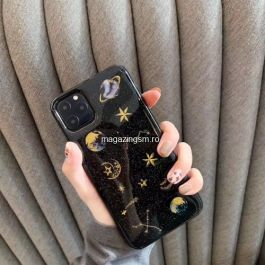 Husa Protectie iPhone 11 Pro Silicon TPU Neagra