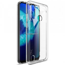 Husa Protectie Motorola Moto G8 Power Lite TPU Transparenta