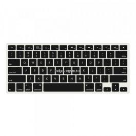 Husa Protectie Tastatura Pentru Macbook Air 13,3 inch 2020 Neagra