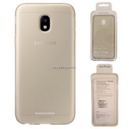 Husa Samsung Galaxy J5 J530 2017 EF-AJ530TFEGWW Silicon Aurie