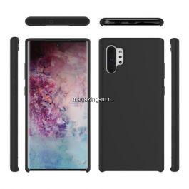 Husa Samsung Galaxy Note 10 Plus N975 TPU Silicon Neagra