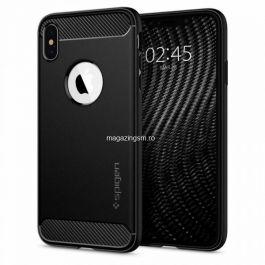 Husa Spigen iPhone X/XS Neagra