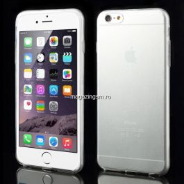Husa TPU Gel iPhone 6s Plus Transparenta