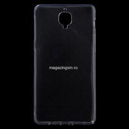 Husa TPU OnePlus 3 Transparenta