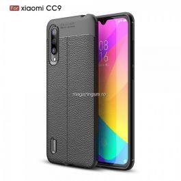 Husa Xiaomi Mi 9 Lite TPU Neagra