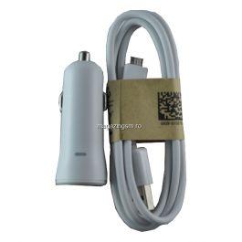 Incarcator Auto Samsung Galaxy J5 USB Alb