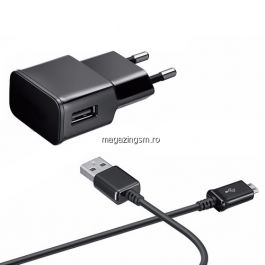 Incarcator microUSB Samsung Galaxy Y Duos S6102 2000mAh In Blister Negru