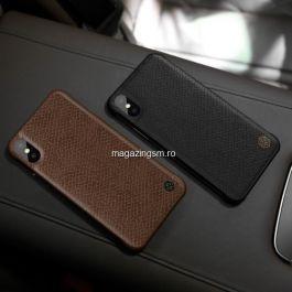 Incarcator Wireless Tip Suport Telefon Auto iPhone Samsung Huawei Pentru Ventilatie Magnetic NILLKIN MC016 Maro