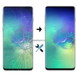 Inlocuire Geam Sticla Display Samsung Galaxy S10