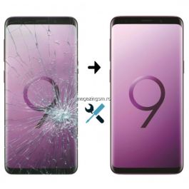 Inlocuire Geam Sticla Display Samsung Galaxy S9+ G965