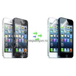 Inlocuire Geam Sticla Display Ecran iPhone 8 Negru