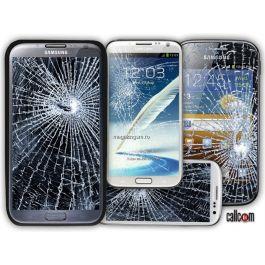 Inlocuire Geam Sticla Display Samsung Galaxy S7 G935F Edge Alb