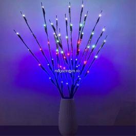 Lampa De Noapte Cu Lumina Multicolora