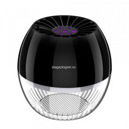Lampa UV anti tantari / insecte Zapper Catcher Negru