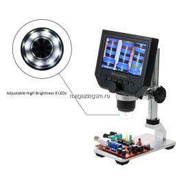 Microscop Digital Cu Ecran 600X Cu LED
