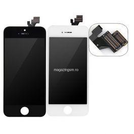 Pachet Display-uri iPhone 5 - 2buc (Alb + Negru)