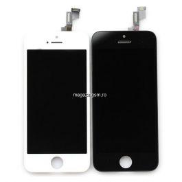Pachet Display-uri iPhone 5S - 2buc (Alb + Negru)