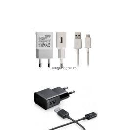 Pachet Incarcatoare 2A Cu Cablu MicroUSB (10 bucati)