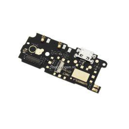Placa Circuit Cu Conector Incarcare Si Microfon Xiaomi Redmi Note 4