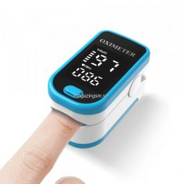 Pulsometru Oximetru Pentru Deget Albastru MP010