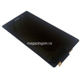 Display Cu Touchscreen Sony Xperia Z1 C6906  Negru