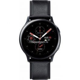 Resigilat Smartwatch Samsung Active2 SM-R830 40mm Bluetooth Stainless Steel Black