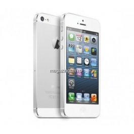 RESIGILAT Telefon Mobil Apple iPhone 5 16GB Alb Calitate A