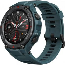 Smartwatch Amazfit T-rex Pro, Albastru