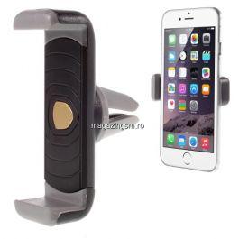 Suport Auto iPhone Samsung LG Nokia Pentru Ventilatie Negru