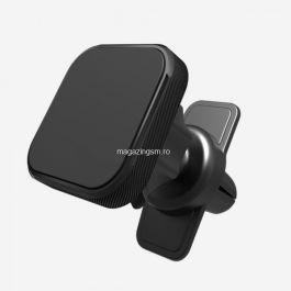 Suport Telefon Auto Huawei Samsung iPhone LG Universal Magnetic Negru