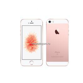 Telefon iPhone SE 16GB Roz