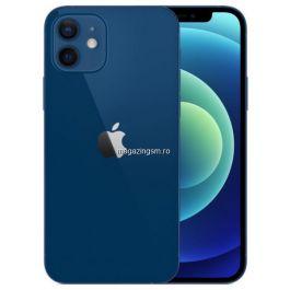 Telefon Mobil Apple iPhone 12 128GB 5G Single SIM Albastru