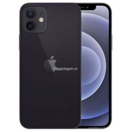 Telefon Mobil Apple iPhone 12 64GB 5G Single SIM Negru