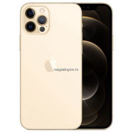 Telefon Mobil Apple iPhone 12 PRO 256GB Flash 5G iOS Gold