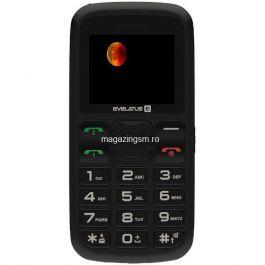 Telefon mobil Evelatus ARON  EA01 Dual SIM Negru
