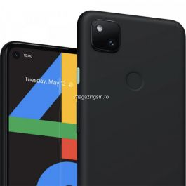 Telefon mobil Google Pixel 4a, 128GB, 6GB RAM, 5G, Just Black