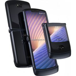 Telefon Mobil Motorola Razer 5G, Negru