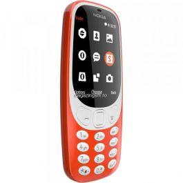 Telefon mobil Nokia 3310 (2017), Dual SIM, Warm Red