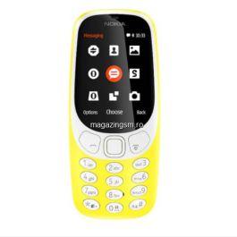 Telefon mobil Nokia 3310 (2017), Dual SIM, Yellow