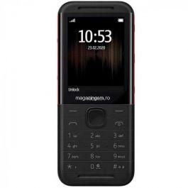 Telefon mobil Nokia 5310 (2020), Dual SIM, Black/Red